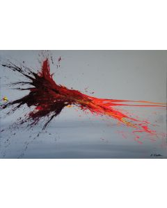 Dragon's Breath II (Spirits Of Skies 054111) (90 x 60 cm) (36 x 24 inches)