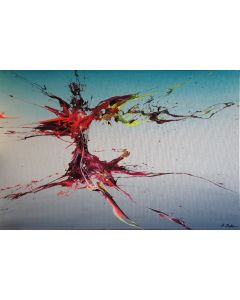 Roots to Crown (Spirits Of Skies 096118) - 120 x 80 cm - XXL (48 x 32 inches)