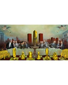 The Last Supper on Wall Street