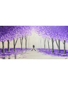 Through The Violet Trees 5
