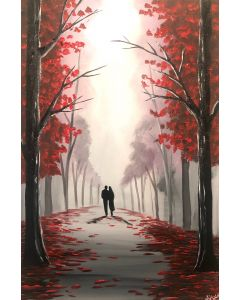 Through The Red Trees 7