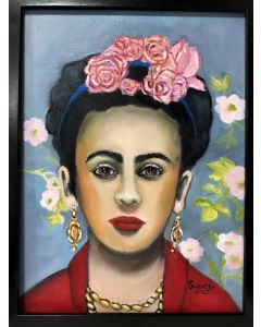 Tribute to Freda Kahlo