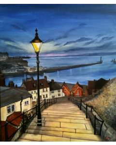 Whitby Evening