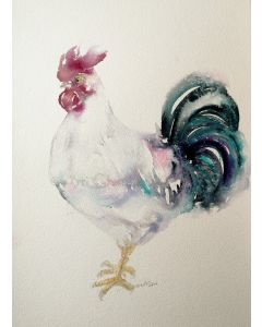White Rooster_Mave