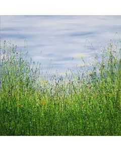 Wild & Free #5 - Abstract Meadow