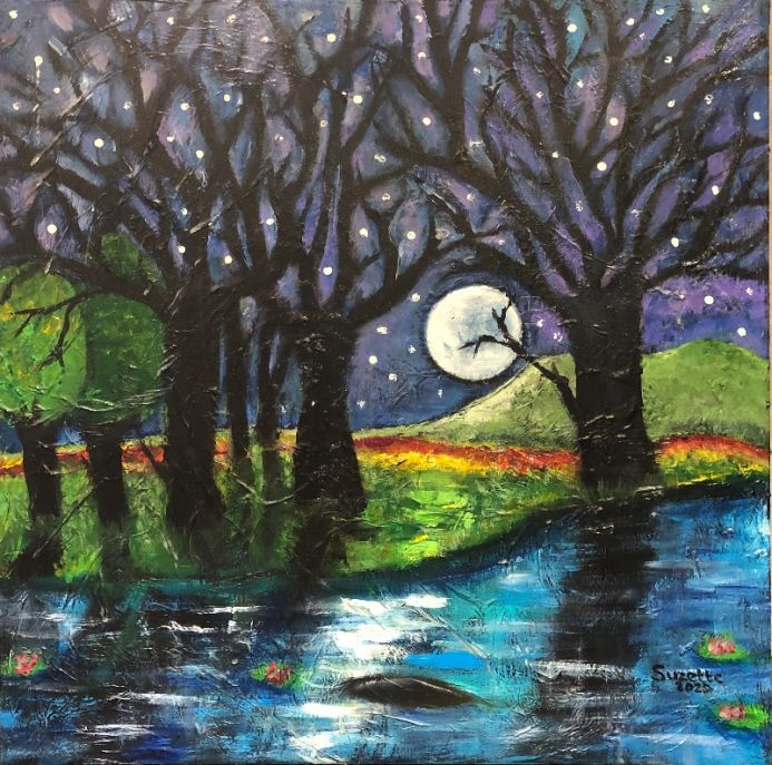 Peace in the Moonlight