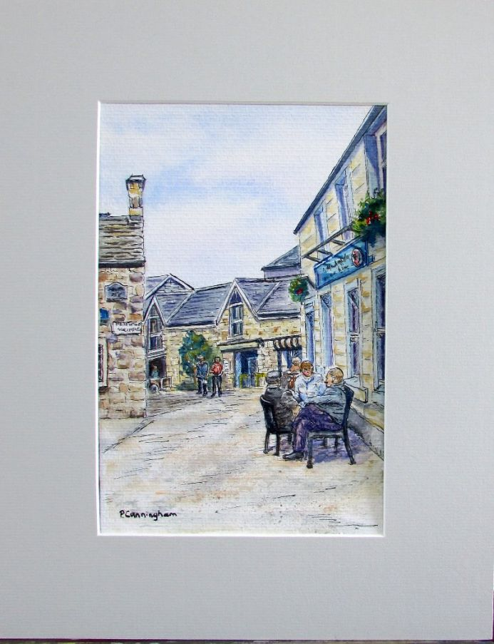 Portland Square - Bakewell