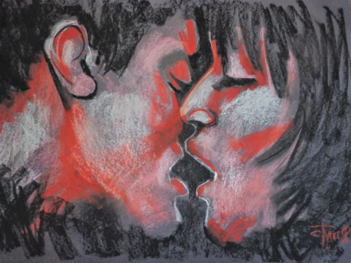 Lovers - Kiss and Fire