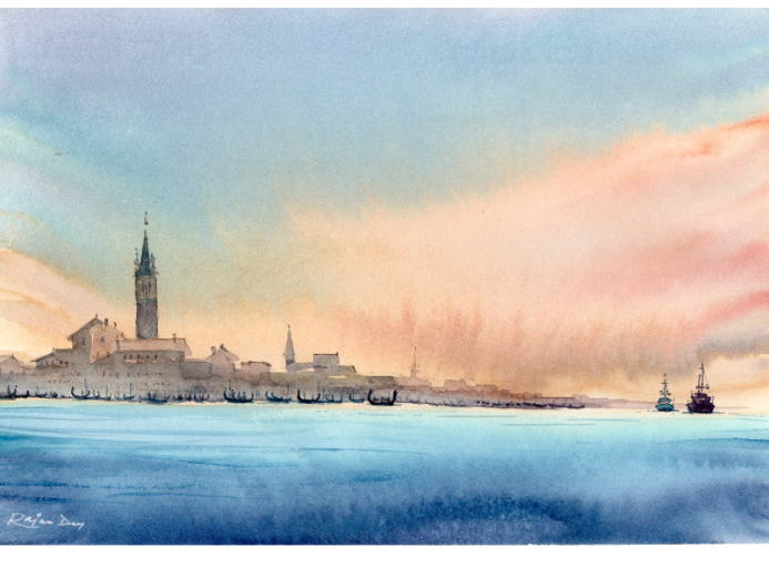 Venice from water_01