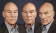Sir Patrick Stewart in Three Positions Limited Edition Print