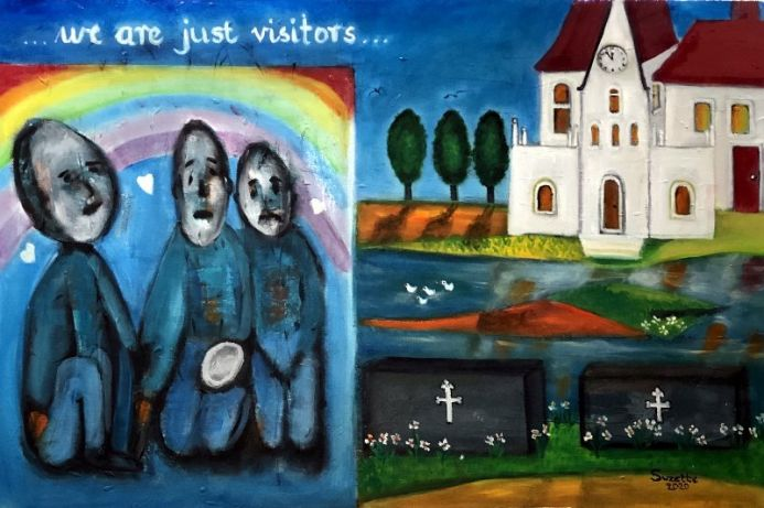 Time Series: Just visitors 2
