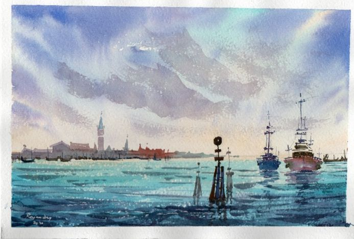 Venice from water_02