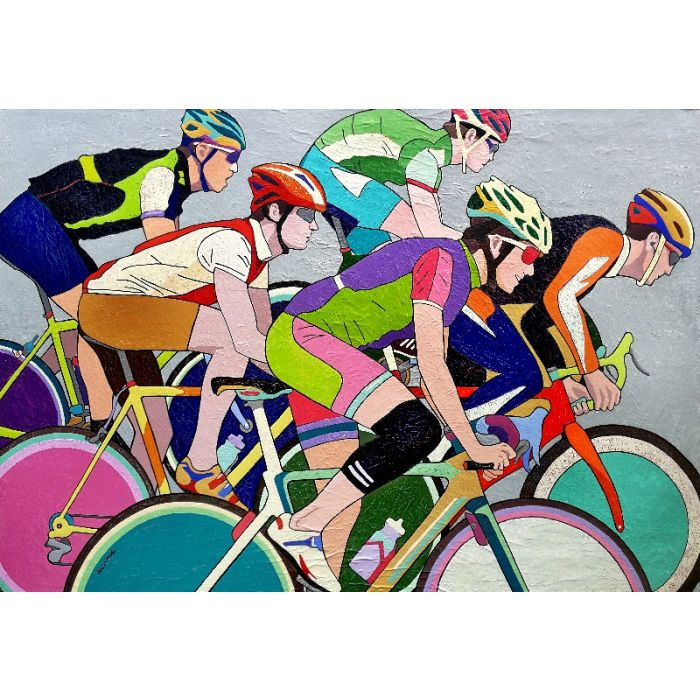 Grand Final, Cyclists