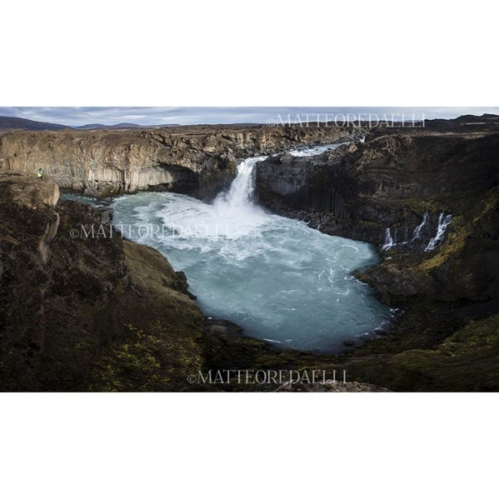 Waterfall #4 - Limited Edition