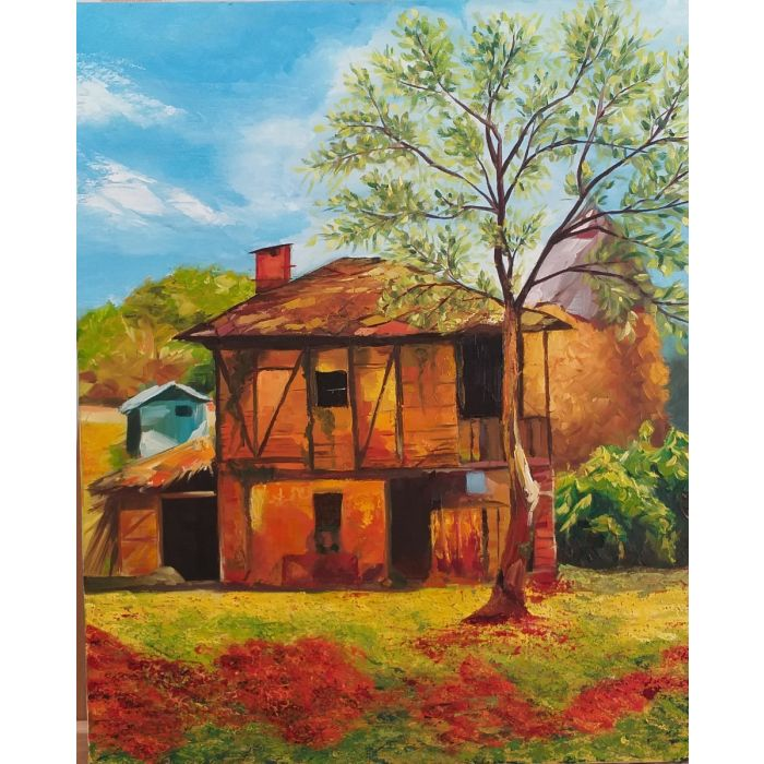 Memories - old country house