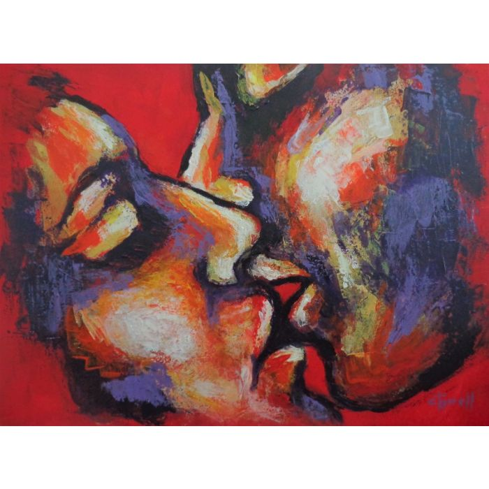 Lovers - Red - The Colour Of Love 3