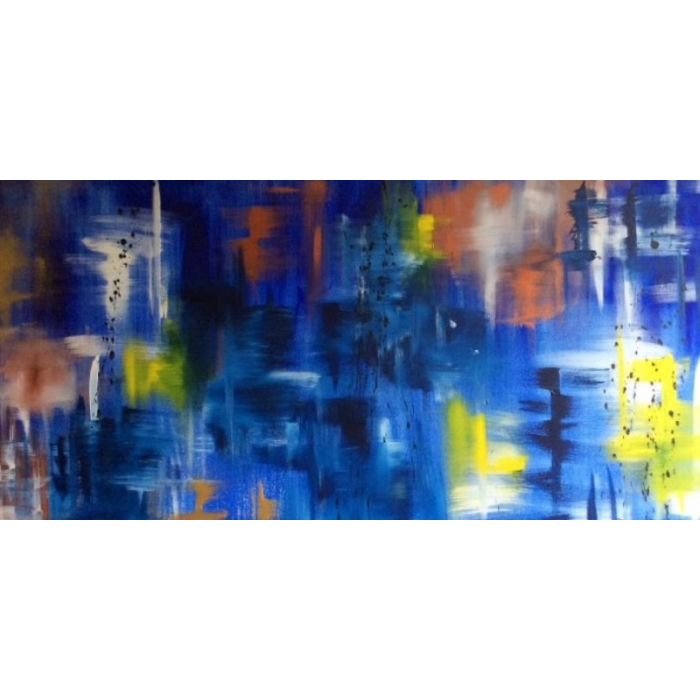 Inimitable- On Stretched Canvas
