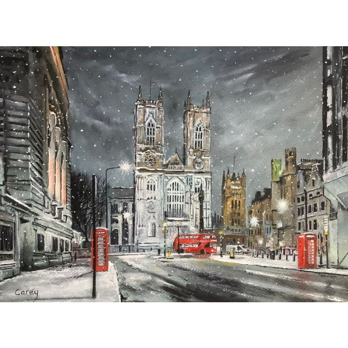 London's Westminster Abbey