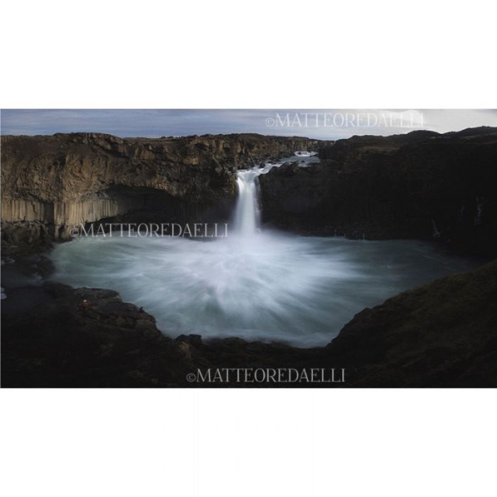 Waterfall #2 - Limited Edition (35 editions)