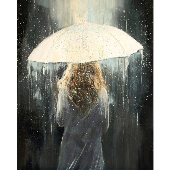 'Walking Through Rain'