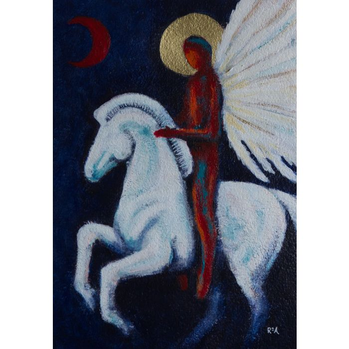 Pale Horse - Angel/Religion