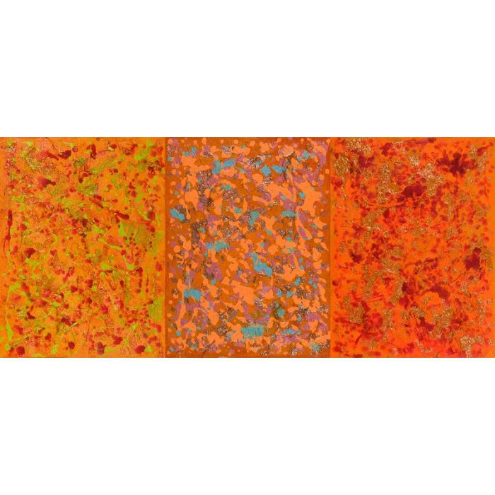 Colors of Passion : TRIPTYCH