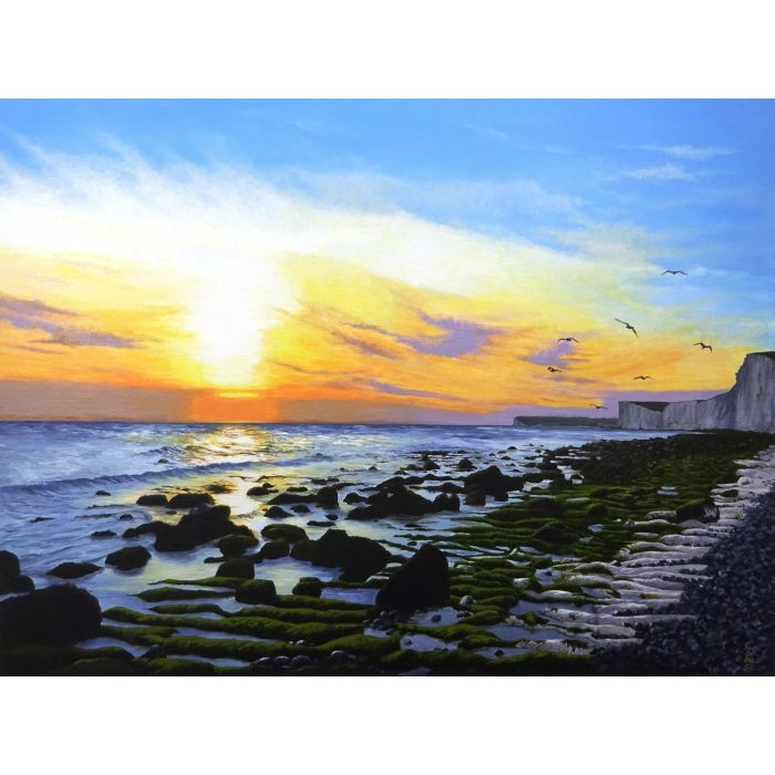 Seven Sisters Sunset