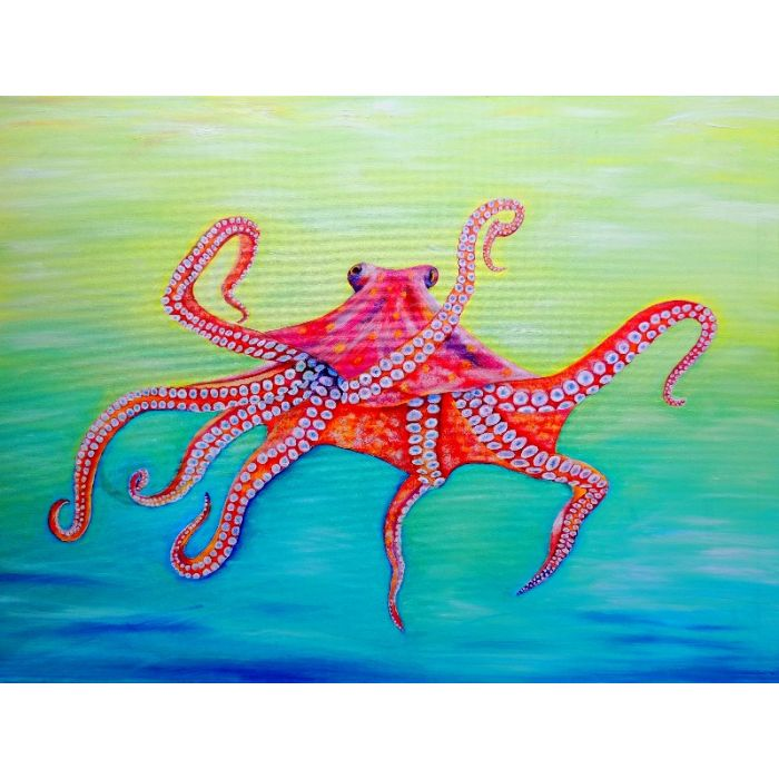 Red Octopus'