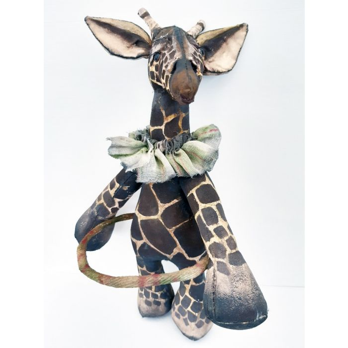 George the Circus Giraffe