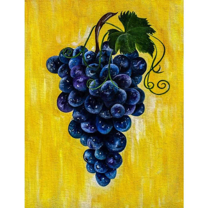 Blues of the Grapes