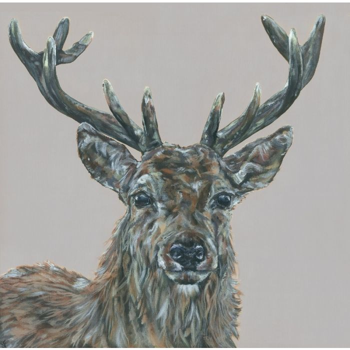 Hello Deer. Limited Edition Print.