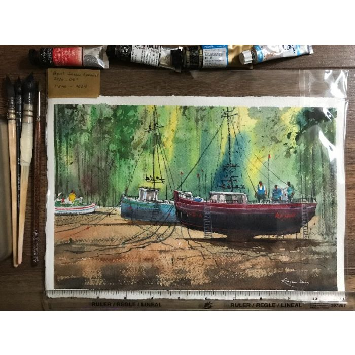 Boat Series Special_08_2020