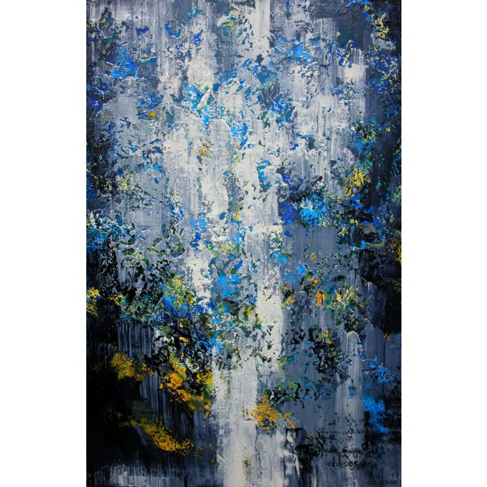 150X100CM. / EXTRA LARGE PAINTING / ABSTRACT 105