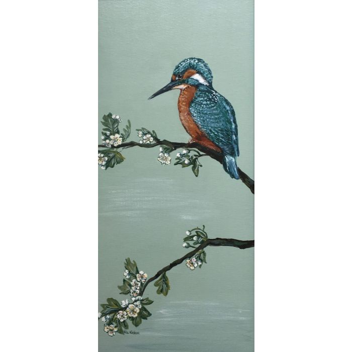 Kingfisher in May