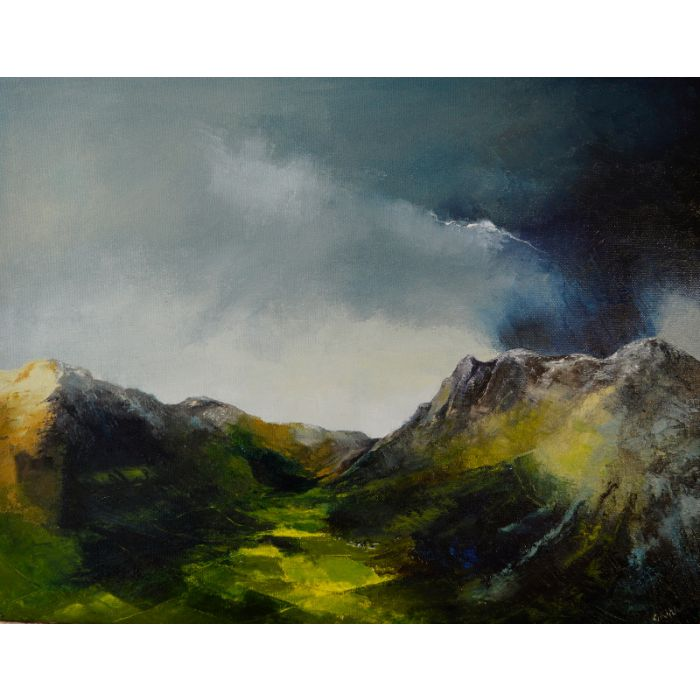 The Langdale Valley