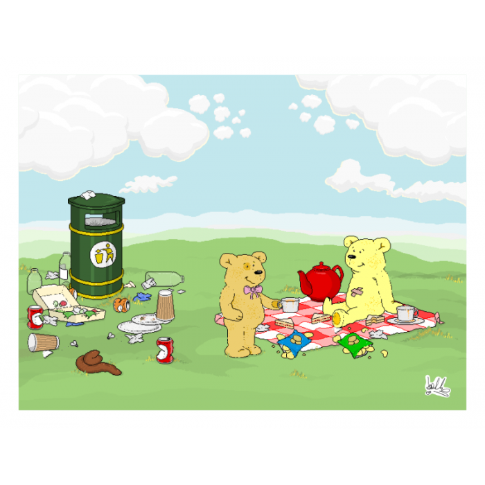 LIMITED EDITION: Picnic