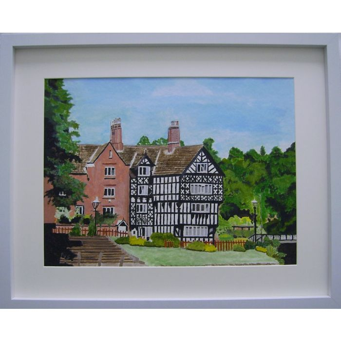 The  Packet House at Worsley.