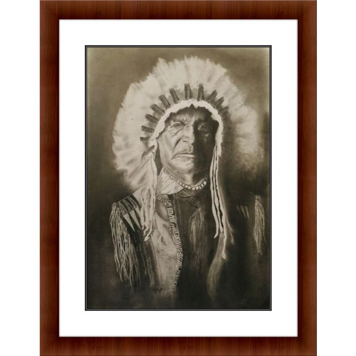 Native American Tribal Chief