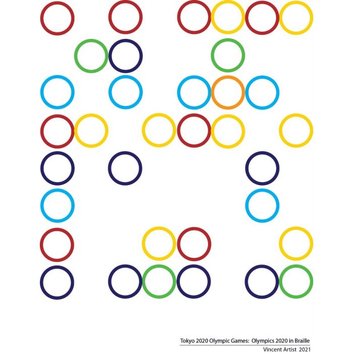 Tokyo 2020 Olympics: Olympics 2020 in Braille