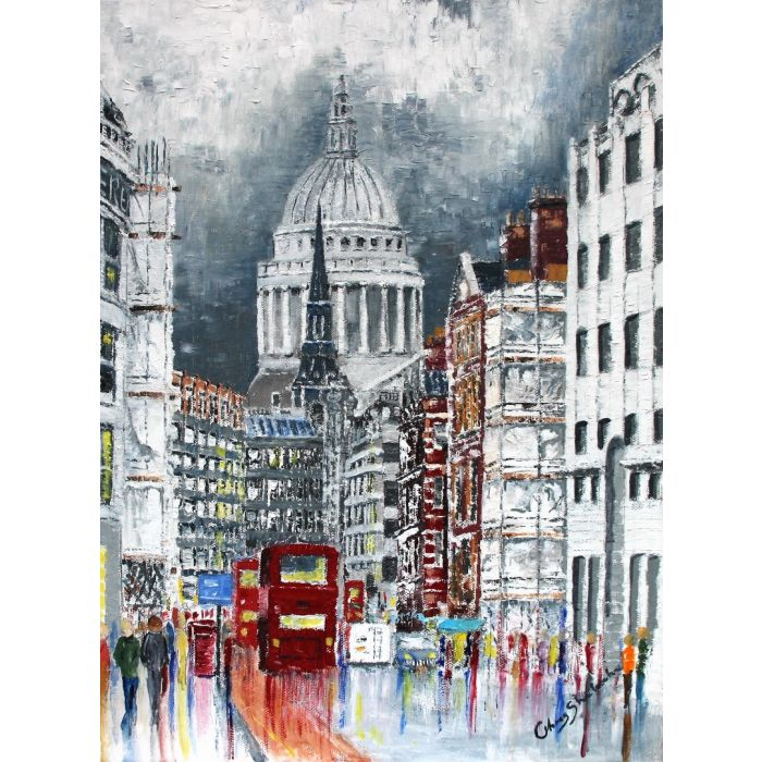 London    Ludgate Hill   SN 0108