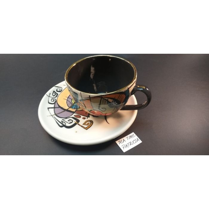 ENIGMA cups&saucers