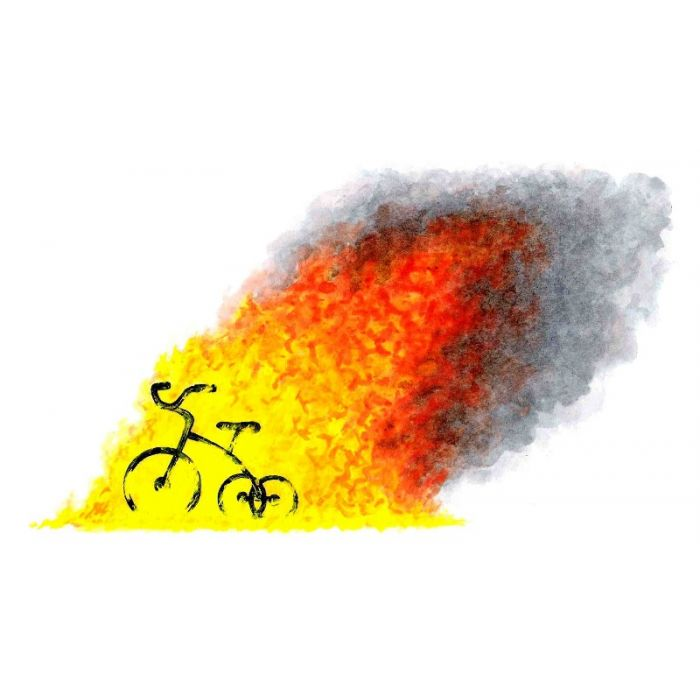 Tricycle Fire
