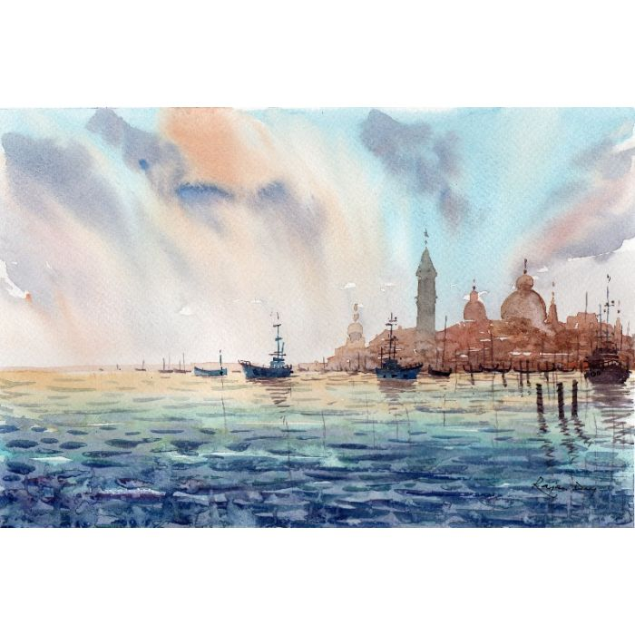 Venice From Water_04