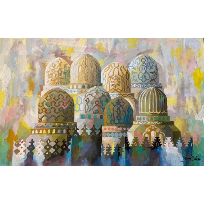Old Cairo Domes