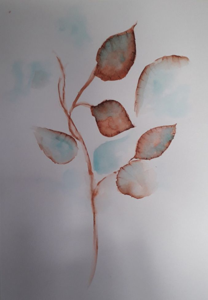 Honestly Pods Watercolour