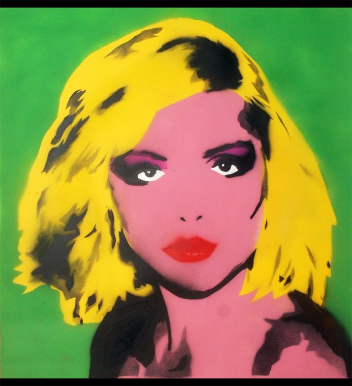 Other People's Paintings Only Much Cheaper: No. 4.2 Warhol (On Paper)