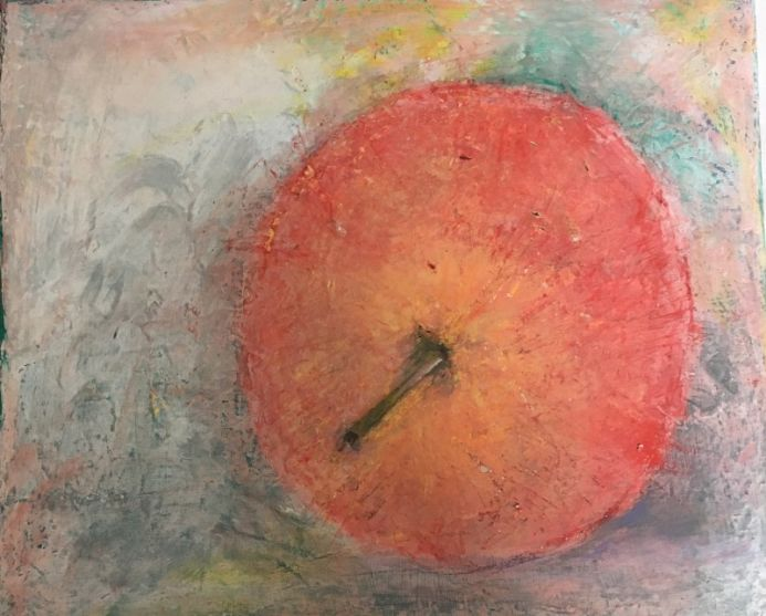 A Rosy Apple