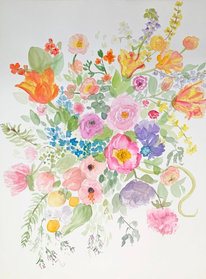 The Blooming Bouquet