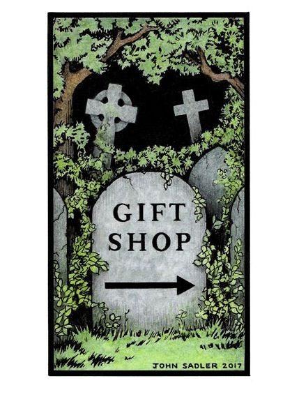 Cemetery Commercialisation