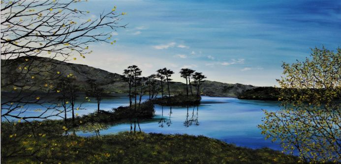 A New Day On Loch Assynt